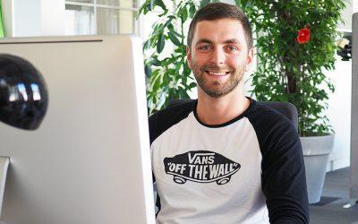 Im Interview: Oli aus dem Kundenservice