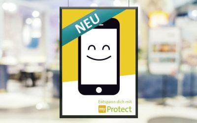 Smartphone-Schutz jetzt auch als Einmalzahlprodukt