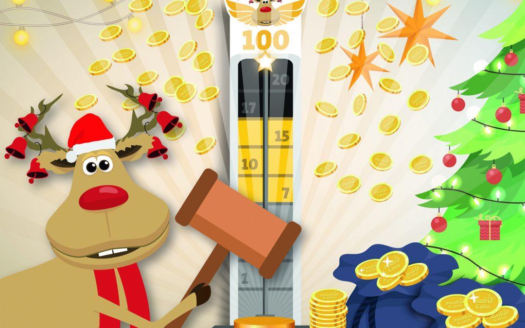 Händler-Weihnachtsaktion von assona auf Hochtouren