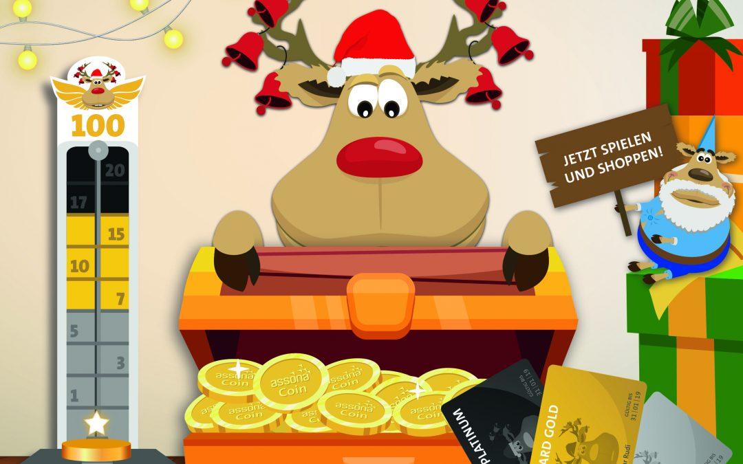Startschuss für die Händler-Weihnachtsaktion von assona