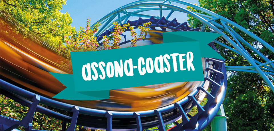 assona-coaster: Jetzt noch mal Gas geben!