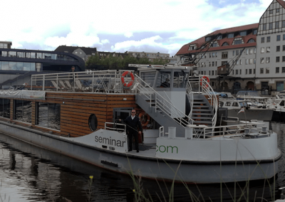 assona-Sommerfest 2021 | Seminarschiff