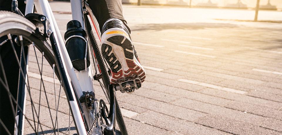 Optimal versichert in die Fahrradsaison