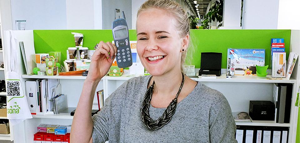 Kult-Handys: Wir kramen die Oldies aus der Kiste