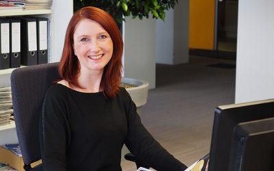 Im Interview: Mandy aus der Unternehmenskommunikation