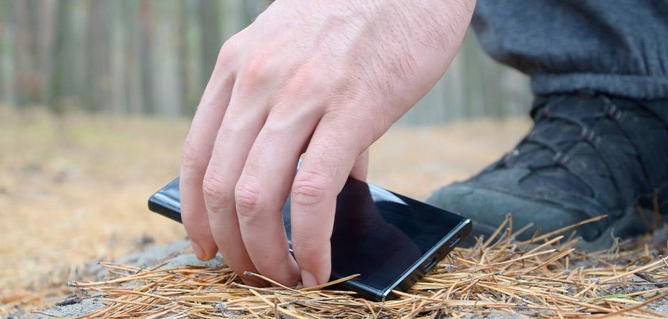 Smartphone bzw. Handy orten