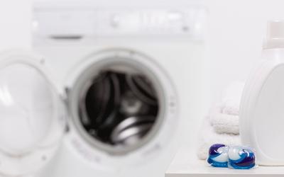 Keine Chance für üble Gerüche in der Waschmaschine
